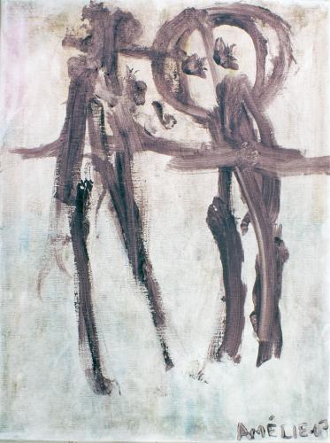 Martina och Amélie Snåre: Mamma och pappa